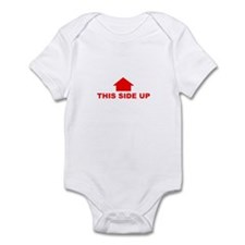 This Side Up Infant Bodysuit