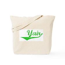 Yair Vintage (Green) Tote Bag