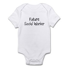 Future Social Worker Infant Bodysuit