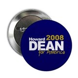 HOWARD DEAN FOR AMERICA 2008 Button