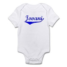 Jovani Vintage (Blue) Infant Bodysuit
