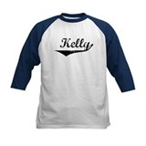 Kelly Vintage (Black) Tee