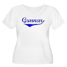 Gunnar Vintage (Blue) T-Shirt