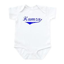 Hamza Vintage (Blue) Infant Bodysuit