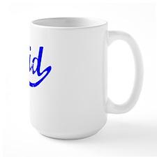 Khalid Vintage (Blue) Mug
