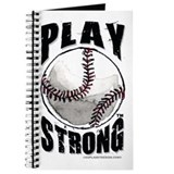 Play Strong Baseball Journal