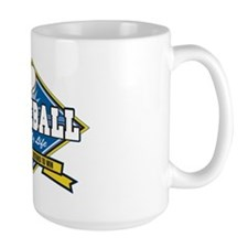 Baseball Is My Life Mug