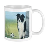 Border Collie Misty Small Mug