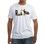Rock Star Fitted T-Shirt