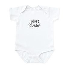 Future Riveter Infant Bodysuit