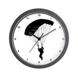 Skydiver Clock