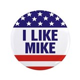 "I Like Mike 3.5"" Button (100 pack)"