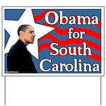 Obama for South Carolina Yard Sign