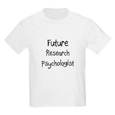 Future Research Psychologist T-Shirt