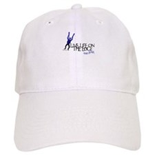 LIVE LIFE ON THE EDGE-AND SOAR Baseball Cap