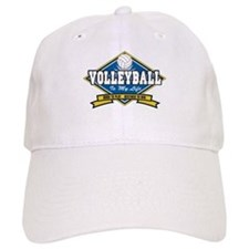 Volleyball Is My Life Baseball Cap