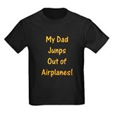 T Dad Jumps Out of Planes