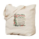 Hark! The Herald Angels Sing Tote Bag