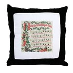 Hark! The Herald Angels Sing Throw Pillow