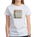 Hark! The Herald Angels Sing Women's T-Shirt