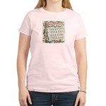 Hark! The Herald Angels Sing Women's Light T-Shirt