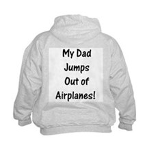 Hoodie Dad Jumps Out of Planes
