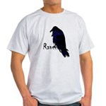 Raven on Raven Light T-Shirt