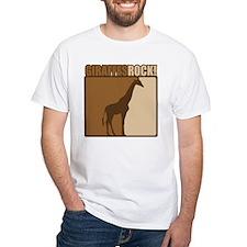 Giraffes Rocks! Shirt