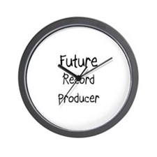 Future Record Producer Wall Clock