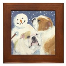 Unique Holidays and occasions Framed Tile