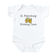 St. Petersburg Infant Bodysuit