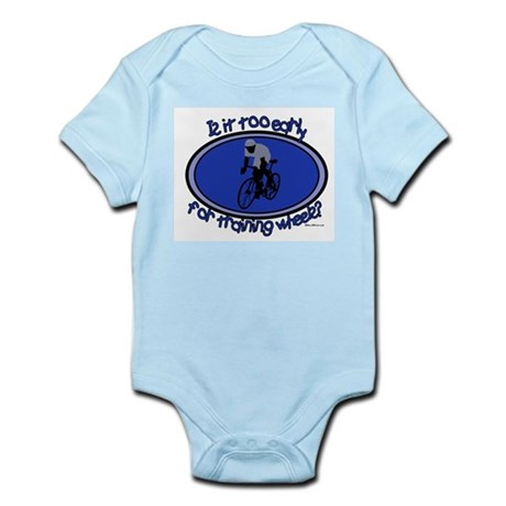 Training Wheels Infant Bodysuit