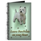 Westie Terrier Journal