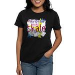 Sit Spin Women's Dark T-Shirt