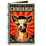 Chihuahua Revolutionary Dog Journal