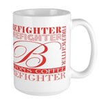 Firefighters   Bryon's Large Mug