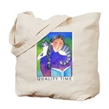 Quality Time Book Bag
