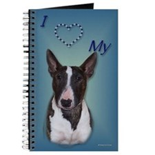 Mini Bull Terrier 2 Journal