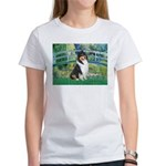 Bridge / Collie (tri) Women's T-Shirt