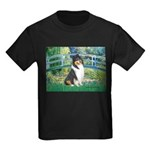 Bridge / Collie (tri) Kids Dark T-Shirt