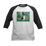 Bridge / Collie (tri) Kids Baseball Jersey