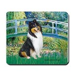 Bridge / Collie (tri) Mousepad