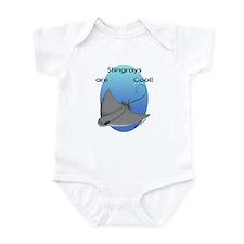 Stingray Infant Bodysuit
