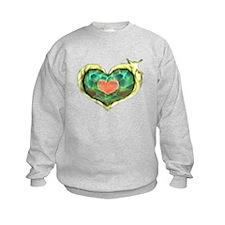 Unique Adventure time Sweatshirt