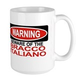 BRACCO ITALIANO Ceramic Mugs