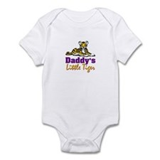 Daddy's Little Tiger Infant Bodysuit
