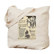 Cool Biography Tote Bag
