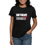 Off Duty Software Engineer Women's Dark T-Shirt