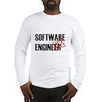 Off Duty Software Engineer Long Sleeve T-Shirt