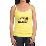 Off Duty Software Engineer Jr. Spaghetti Tank